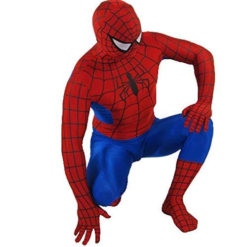 Kostüm Spaß Womens - Hcxbb-b Spiderman Kostüm For Erwachsene Kind Spiderman Halloween Siam Strumpfhose Cosplay Kostüm (Farbe : Women, Size : Small)
