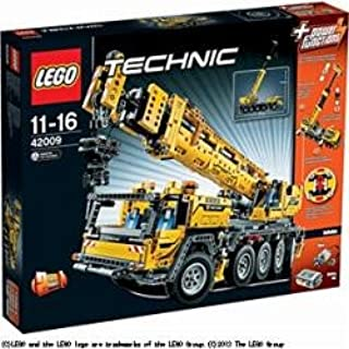 LEGO Technic - Mobiler Schwerlastkran (42009) (B00JBKRAGW) | Amazon price tracker / tracking, Amazon price history charts, Amazon price watches, Amazon price drop alerts