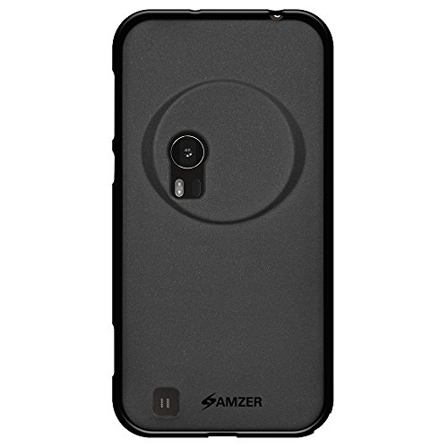 AMZER Pudding Soft Gel TPU Fit Case Cover Skin for...