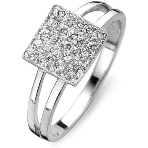Velini R9440-Anello da donna, in argento sterling,