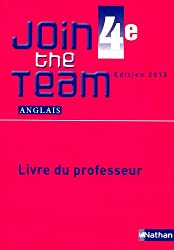 Join the Team 4e