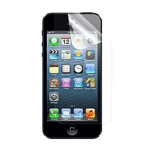 Brando 22516 UltraClear Displayschutzfolie für Apple iPhone 5/5S (2-er Stück)