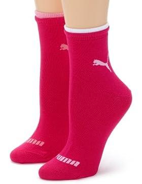 PUMA Damen Sportsocken Lifestyle Shorts Sock 2P