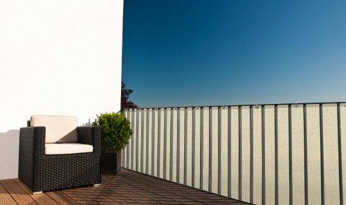 Jarolift copertura per balcone idrorepellente telo di for Copertura balcone