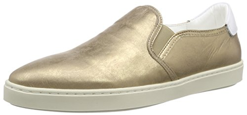 Pantofola d'Oro Ariella, Baskets Basses femme Or - Gold (BRONZE)