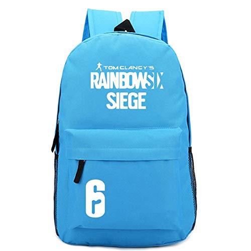 Unisex Mochilas Escolares para Niños y Niñas Adolescentes Libros Satchel Backpacks Casual Bolsa de Viaje Rucksack Senderismo Daypack