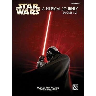 A Musical Journey Noten Klavier leicht Star Wars