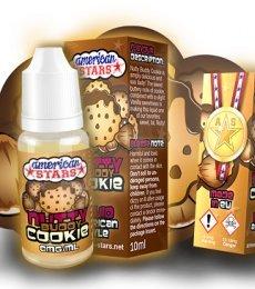 American Stars E-Liquid Butterkeks-Nuss-Vanille-Cookie, 10ml - 4