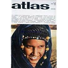 ATLAS HISTOIRE [No 51] du 01/12/1964 - LES HOMMES DE L'APOCALYPSE - LES ALMORAVIDES MOINES SOLDATS DU DESERT - LE CORBUSIER - LES CHASSEURS DE TYPHONS - LA COTE D'IVOIRE - LE SPHINX - LE BIBENDUM - LES MONOLOGUES DE HITLER - LES PIRANHAS - CHOPIN EST-IL FRANCAIS.