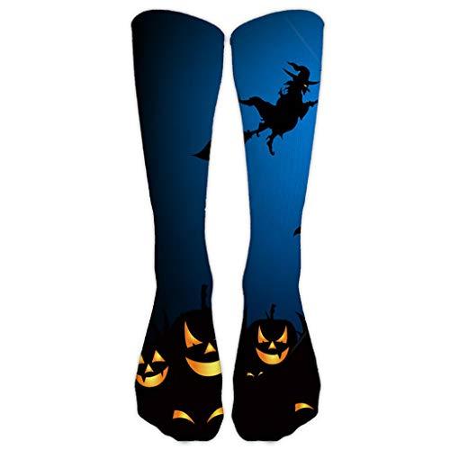 Mitlfuny Festival dekor,Christmas,Halloween,Weihnachtsdekoration,Halloween deko,Halloween kostüm,Casual Work Business Socken 3D Halloween Pumpkin Printing Medium (Fußball Kostüm Für Paare)