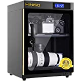 HINISO AD-30C 34 Liters Capacity Digital Display Dry Cabinet with Humidity Controller (Black)