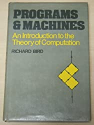 Programmes and Machines: Introduction to the Theory of Computation