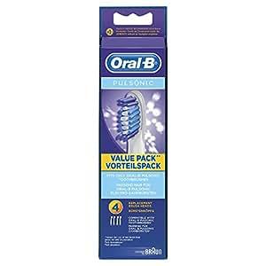 Oral-B Aufsteckbürsten Pulsonic 4er Pack