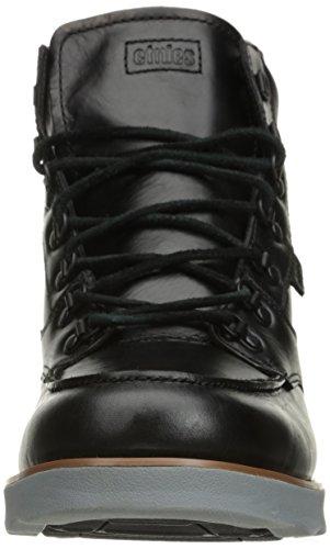 Herren Skateboardschuhe BLACK MILITARISE Schwarz 001 Etnies 78Cqxawz0n