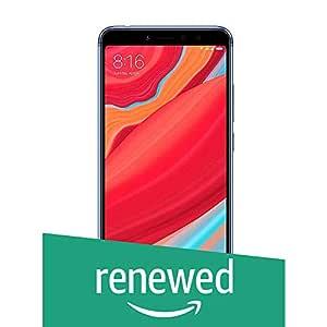 (Renewed) Redmi Y2 (Blue, 3GB RAM, 32GB Storage)