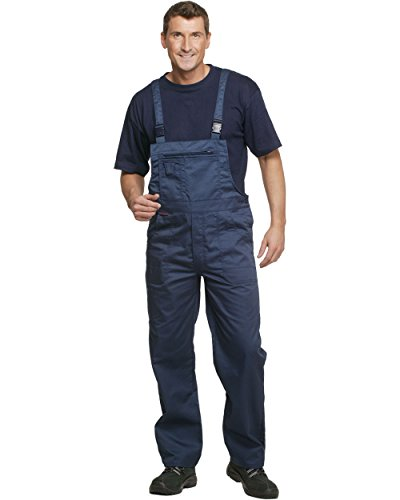 'Charlie barato l32b42X X/54hb Pantalones de trabajo Sweat Life–Pantalón de peto para herramientas, Hydron Azul, 54cm