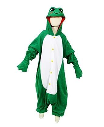 Costume Grenouille Pour Les Enfants - Kigurumi