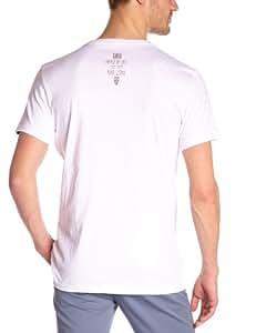 Globe YZ T-Shirt white moon Size:S