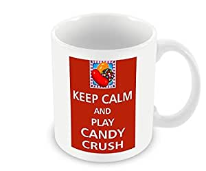 Keep Calm - And Play Candy Crush