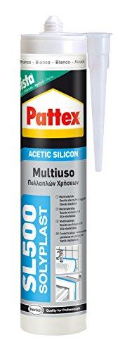 Sigillante pattex sl500 multiuso grigio art.1536083