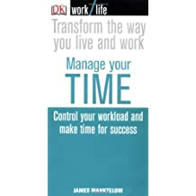 Manage Your Time (WorkLife)