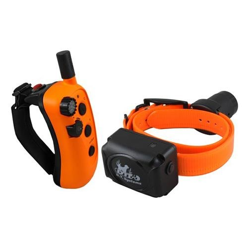 dt-systems-rapt-1450-remote-dog-trainer-orange-black-by-dt-systems