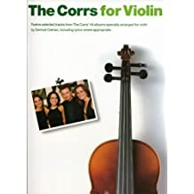 Partition : Corrs The Violin