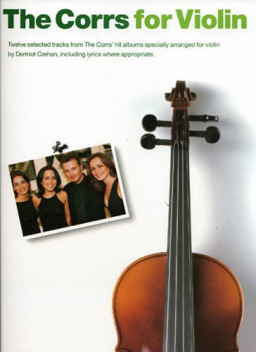 The Corrs For Violin (Kalmus Edition)