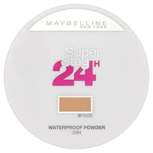 Maybelline Super Stay 24hr 21 Nude Waterproof Powder