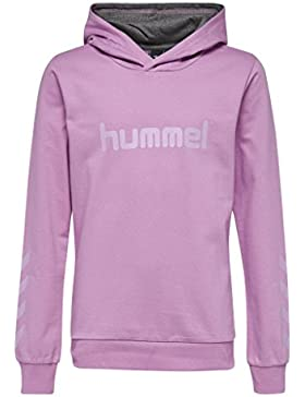 Hummel niña Kess Hoodie aw29Sudadera, Smoky Grape, 164