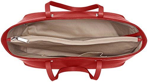 Hugo Nadalia-r 10195833 01, Borsa Tote Donna, 34 x 29 x 17 cm (L x H x D) Rosso (Bright Red)