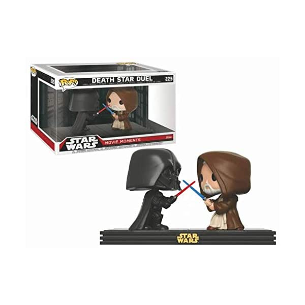 Funko Pop Duelo Darth Vader vs Obi-Wan Kenobi (Star Wars 225) Funko Pop Star Wars