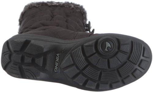 Viking JASPER GORE-TEX® Jasper Gtx, Bottes fille Noir/argent - V.1