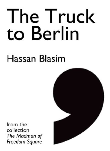 The Truck to Berlin (Comma Singles) (English Edition)