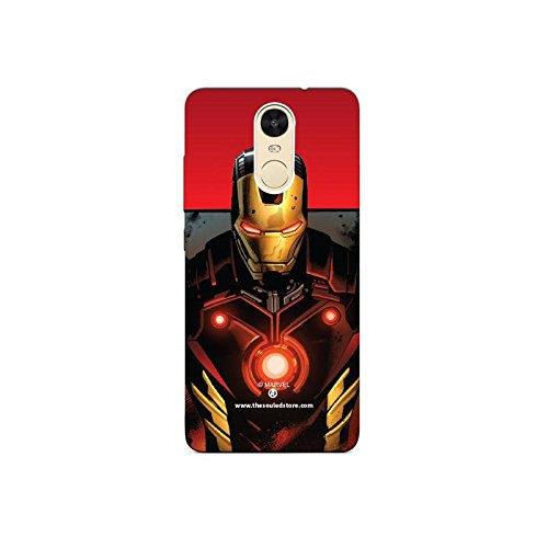 Iron Man Xiaomi Redmi Note4 Mobile Case by The Souled Store