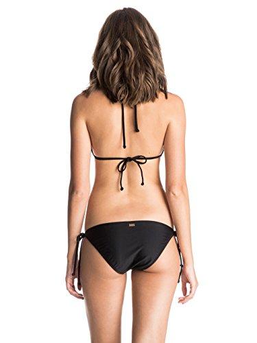 Roxy Damen Surf Essentials Bikini Set Schwarz - True black