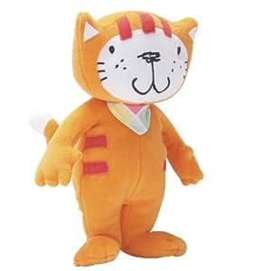 Poppy Cat Talking Poppy Cat Soft Toy