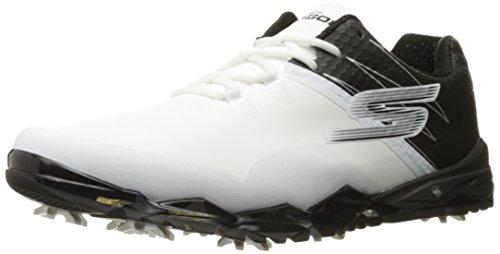 skechers-golf-2017-mens-go-focus-collegiate-lightweight-waterproof-golf-shoes-white-black-9uk