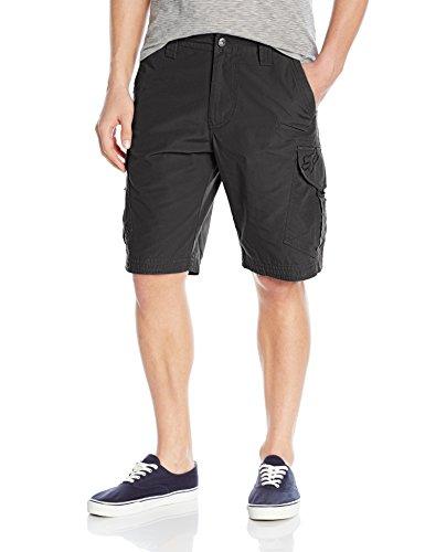 Fox Herren Slambozo Cargo Shorts, Black, S - Mens Black Fox