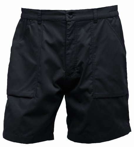 Regatta Action Short, blau, Action (Baumwolle Shorts Drawstring)