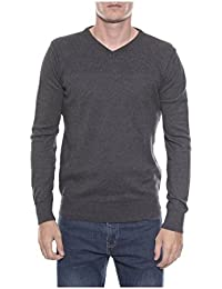 Ritchie - Pull V Leren - Homme