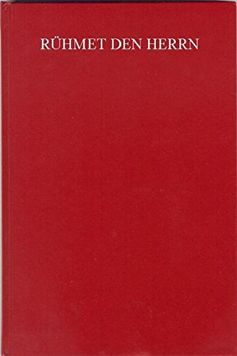 Johannes Kuhlo: Neues Posaunenbuch: Rühmet den Herrn: Auswahl aus Kuhlo I - IV