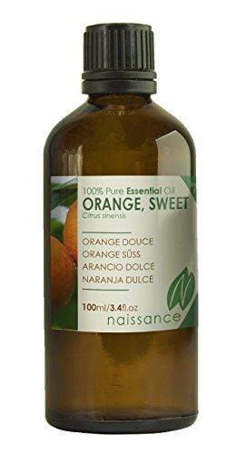 Aceite Esencial 100% Puro de Naranja Dulce - 100ml
