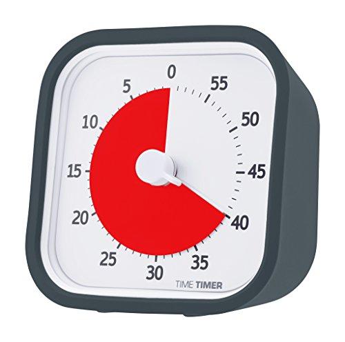 time-timer-minuteur-gris-taille-unique-5026