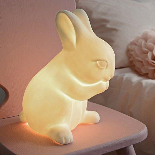 Kaninchen Lampe ~ mit EU Stecker