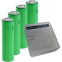 Sony 18650 Batteria agli ioni di litio, 35 A, 2600 (Agli Ioni Di Litio A Bottone)