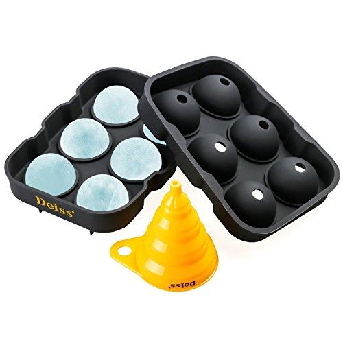 deissr-art-moule-a-glacons-et-entonnoir-pliable-6-spheres-de-glace-parfaites-de-46-cm-dans-un-bac-en
