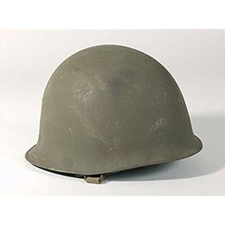 Französischer Helm M51 m. Innenhelm neuwertig