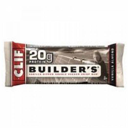 CLIF BAR BUILDER BAR,VAN ALMOND, 2.4 OZ by Clif (Bar Van)
