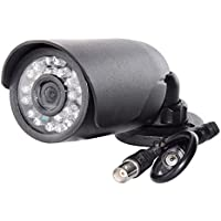 Xsayjia CCTV cámara Bullet cámara 1080P AHD 2.0 Megapixel LED IR 24 exterior/interior impermeable
